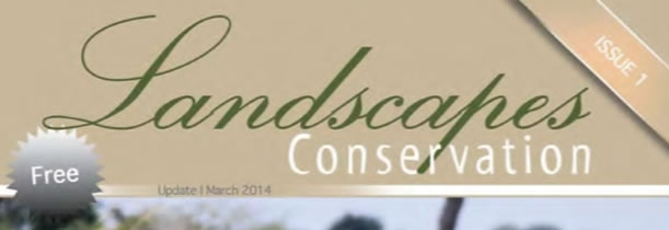 Landscapes Newsletter March 2014
